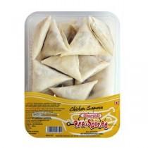 Starchik Pre Spiced - Chicken Samosa, 360 gm Tray ( Halal Cut )