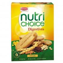 Britannia Nutri Choice Digestive 5 Grain 200g