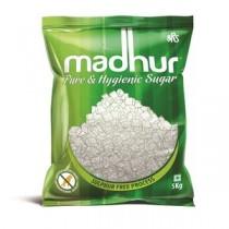 Madhur Sugar - Refined, 5 kg