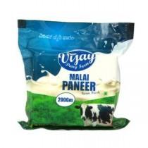 Vijay Dairy Farm Malai Paneer, 200 gm Pouch