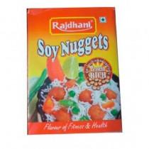 Rajdhani Soy / Soya Nuggets 200g