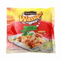 sumeru Five Senses - Chicken & Cheese Sausages, 200 gm Pouch