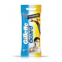 Gillette Manual Shaving Razor - Guard, 1 pc Pouch