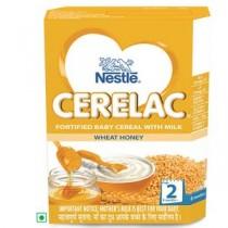 Nestle Cerelac - Wheat Honey (Stage 2), 300 gm Carton