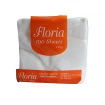 Floria Soft Napkin 100 Sheet 30 x 30 cm