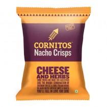 CORNITOS NACHO CHEESE AND HERBS CRISPS 150g