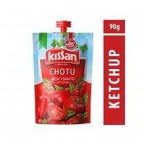 Kissan Ketchup - Fresh Tomato, 90 gm Pouch