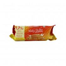 Patanjali Nutty Delite Kaju Badam Biscuit 100 gm