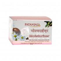 Patanjali Shea Butter, Chamomile & Olive Oil Moisturizer Cream 50 gm
