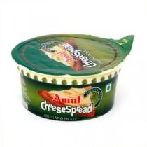 Amul Cheese Spread - Oregano Pickle, 200 gm