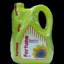 Fortune Sunlite Refined Sunflower Oil 5ltr