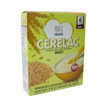 Nestle Cerelac - Wheat (Stage 1), 300 gm Carton
