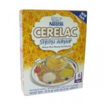 Nestle Cerelac - Wheat Rice Moong Dal Khichadi (Stage 1), 300 gm