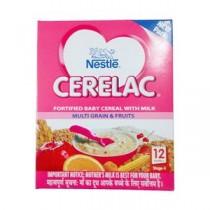 Nestle Cerelac Stage - 4 Multi Grain&Fruits, 300 gm Carton
