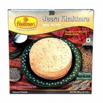 Haldiram Jeera Khakhra 180g